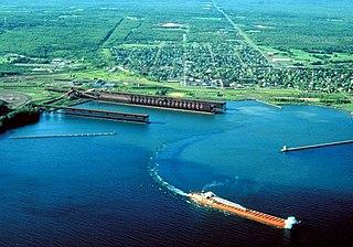 Two Harbors, Minnesota City in Minnesota, United States