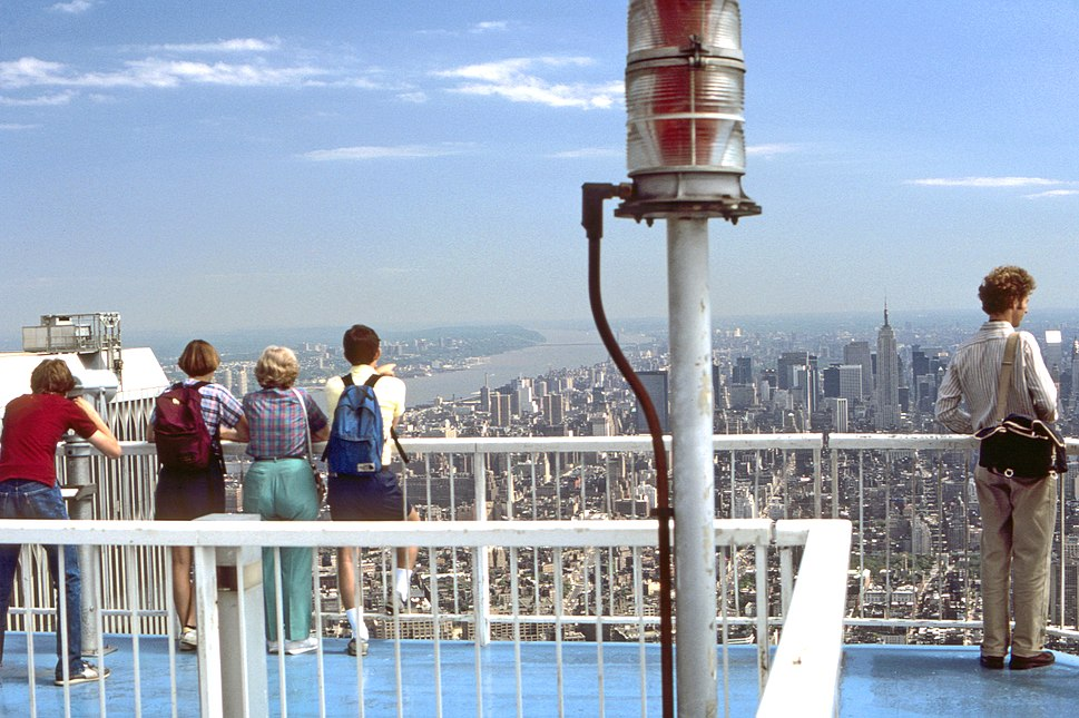 Two World Trade Center Observation Deck
