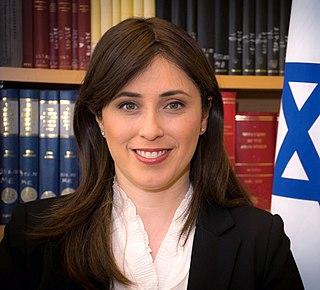 Tzipi Hotovely Israeli politician and diplomat