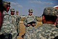 U.S. Soldiers receive a briefing on their roles in an emergency response exercise during Austere Challenge 2012 in Beit Ezra, Israel 121022-F-QW942-002.jpg