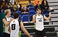 UFV men's volleyball vs Cap Nov 7 2014 45 (15575060749).jpg
