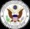 Sigelo de la Usono-Tribunalo de Apelacioj por la Dua Cirkvito