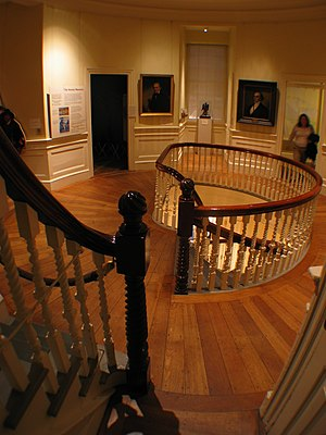 The Bostonian Society - The Bostonian Society maintains a library and museum inside the Old State House.