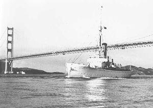 USCGC Shoshone (1931) - Image: USCGC Shoshone