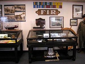 USCGC Fir (WLM-212) - Image: USCG Museum NW USLHS Fir 01