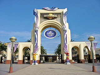 Universal Studios Japan Universal Studios theme park owned and operated by USJ LLC