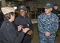USS Bonhomme Richard (LHD 6) Chief of Chaplains Tour 161129-N-TH560-196.jpg