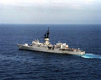 USS Donald B. Beary (FF-1085) - Image: USS Donald B. Beary (FF 1085)