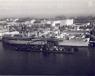 USS <i>Howard W. Gilmore</i> (AS-16)