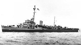 USS <i>Jacob Jones</i> (DE-130)
