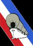 USS Langley (CV-1) insignia (NH 82611-KN).png