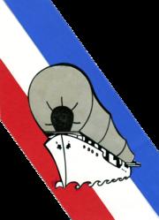 USS Langley (CV-1) insignia (NH 82611-KN)