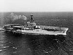 USS New Orleans (LPH-11) underway in Delaware Bay on 12 December 1968.jpg