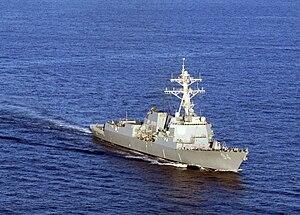 USS Nitze DDG94