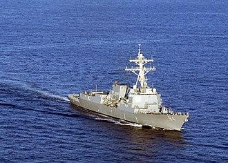 USS Nitze - USS Nitze (DDG-94)