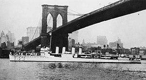 USS Yarnall (DD-143)