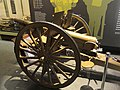 US 3 inch field gun, Model 1905, and carriage, Model 1902 - National World War I Museum - Kansas City, MO - DSC07757.JPG