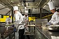 US Army Reserve Culinary Arts Team serves three-course meal to guest diners 160310-A-XN107-086.jpg