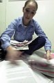 US Navy 030414-N-2143T-003 egalman Misty Masters from Stotan, Wis., organizes legal documents.jpg