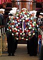 US Navy 111031-N-SH953-193 Sailors carry the wreath to be laid on John Adams' tomb.jpg