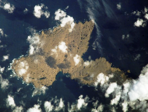 Ulak Island - NASA picture of Ulak Island.