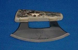 Ulu - An ulu from Alaska