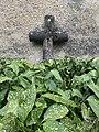 Une croix, chemin de Sermenaz (Neyron) en janvier 2021.jpg