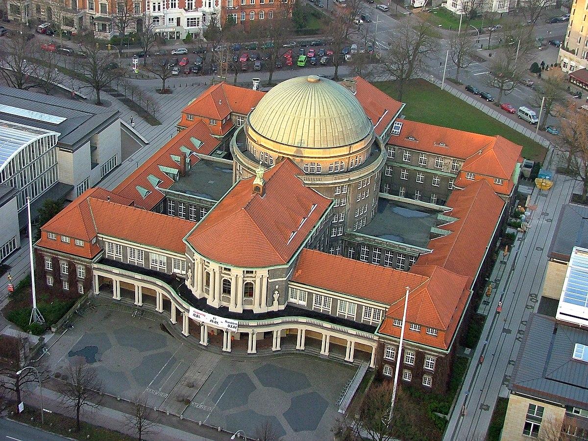 Uni Hamburg Gasthörer