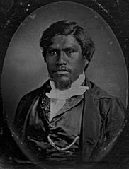 Unidentified Hawaiian Man, undated, daguerreotype by Hugo Stangenwald.jpg