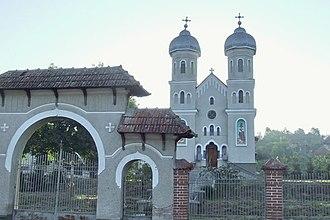 Unirea, Alba - Image: Unirea, Alba Orthodox Church