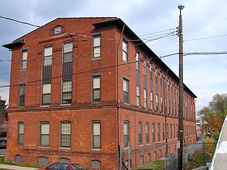United Cigar Manufacturing Company building - United Cigar Manufacturing Company, November 2010