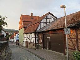 Unterer Kirchweg in Schauenburg