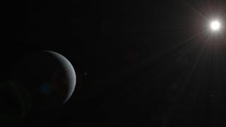 Upsilon Andromedae c extrasolar planet