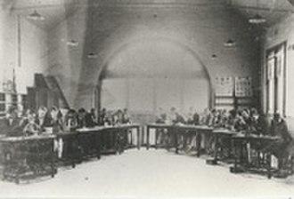 Western Sydney University - Hawkesbury Agricultural College 1899