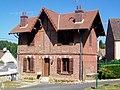 Vémars (95), mairie - château de la Motte, maison du gardien.jpg