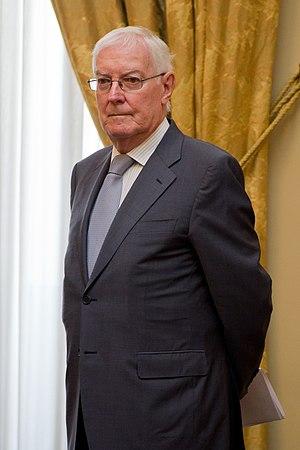Víctor García de la Concha - Víctor García de la Concha  in 2014.
