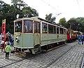 Výstaviště Holešovice, historické tramvaje 2015, vůz 200 (01).jpg