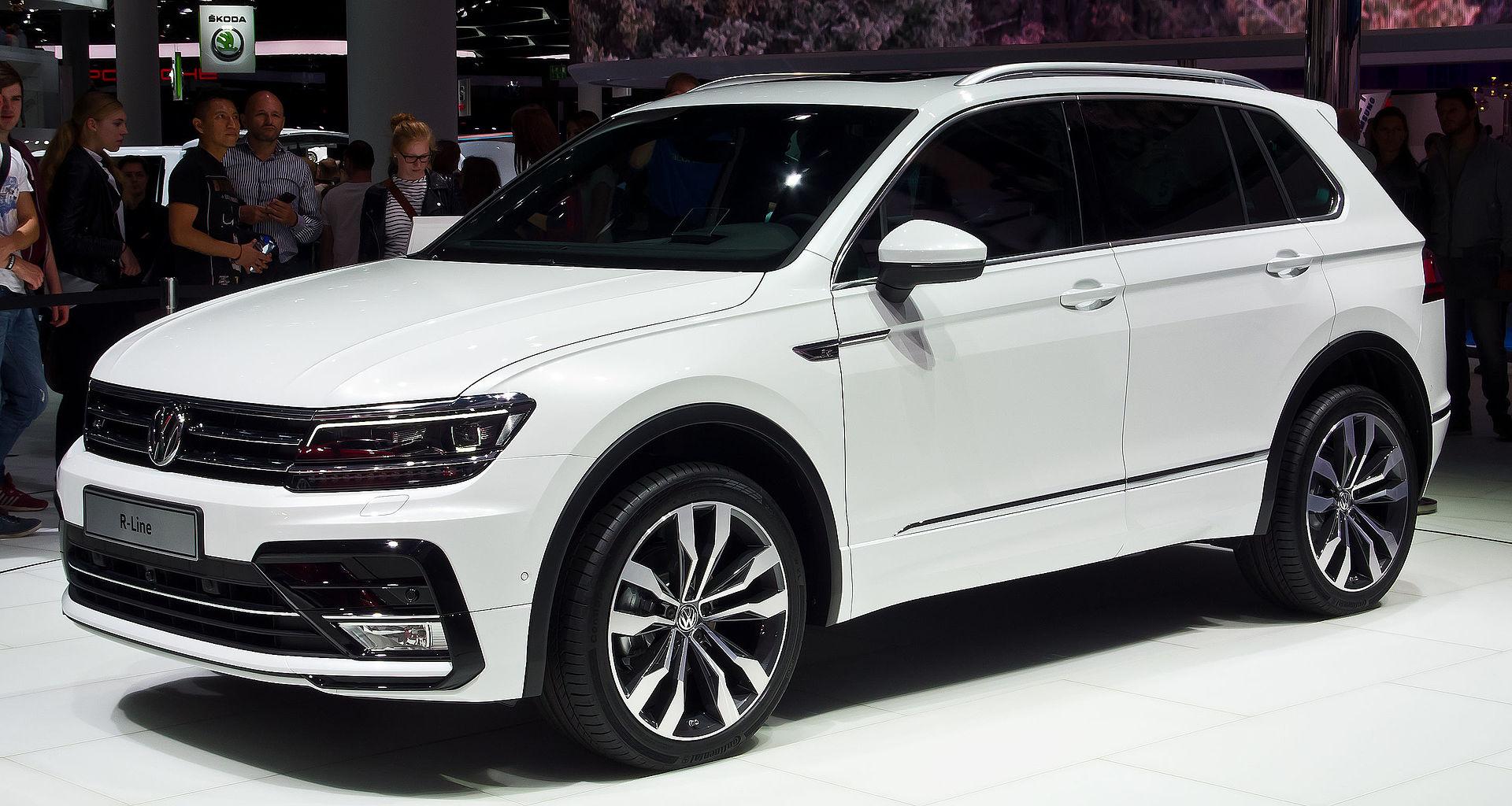 Volkswagen Tiguan - Wikipedia