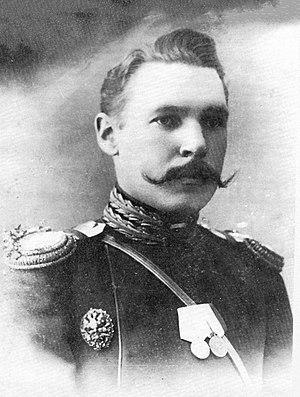 Vladimir Grigoryevich Fyodorov - Vladimir Grigoryevich Fyodorov in 1900