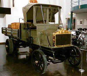 Vabis - Vabis 2-ton truck 1909