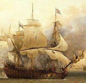 French ship Saint Esprit (1765) Wikipedia