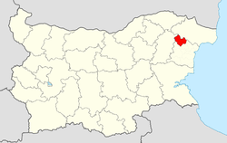 Valchi Dol Municipality within Bulgaria and Varna Province.
