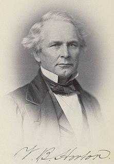 Valentine B. Horton