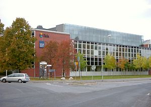 Swedish International Development Cooperation Agency - Image: Valhallavägen 199