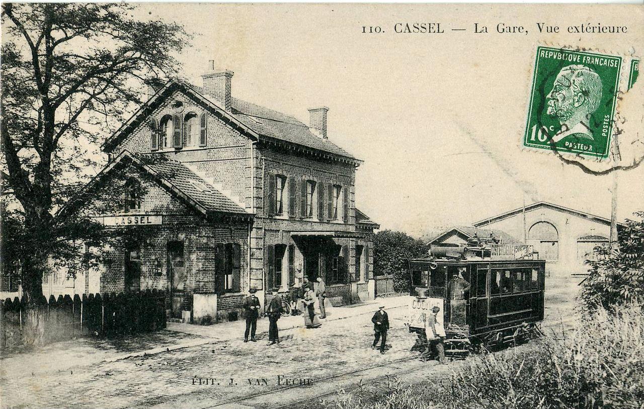 Image illustrative de l'article Tramway de Cassel (France)