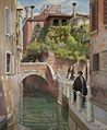 Venice by William McGregor Paxton, 1910.jpg