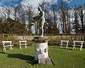 Venus Statue in the Rose Garden - geograph.org.uk - 1197922.jpg