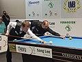 Verhoeven Open 2019, Finalrunde, Blomdahl (SWE) vs. Saygıner (TUR).jpg