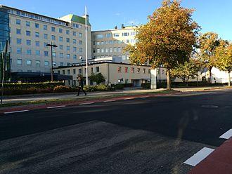 Vest-Agder - Vest-Agder county house in Kristiansand