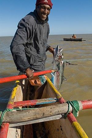 Vezo people - Vezo fisherman